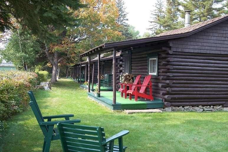 Pond S Resort On The Miramichi New Brunswick Cottage Rentals